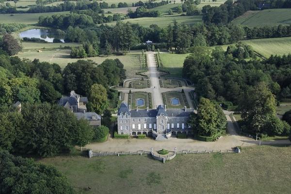Rendez Vous aux Jardins 2018 -Château de Caradeuc et parc