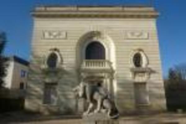 Journées du patrimoine 2019 - Visite du Pavillon Duhamel, un ancien musée.