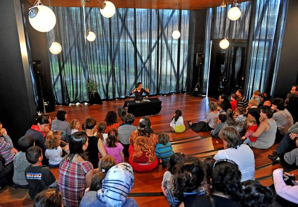 Auditorium Paul Méry (médiathèque du Bois fleuri)