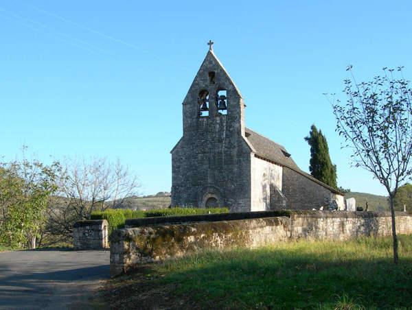 Journées du patrimoine 2017 - Visite libre de l'église Saint-George de Meyraguet