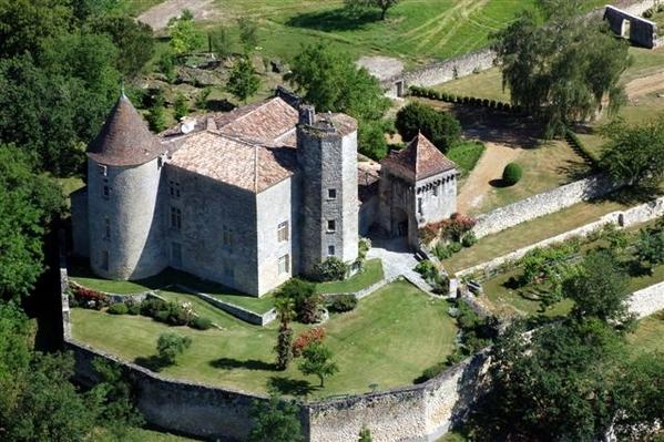 Journées du patrimoine 2019 - Visite du château du Puch de Gensac