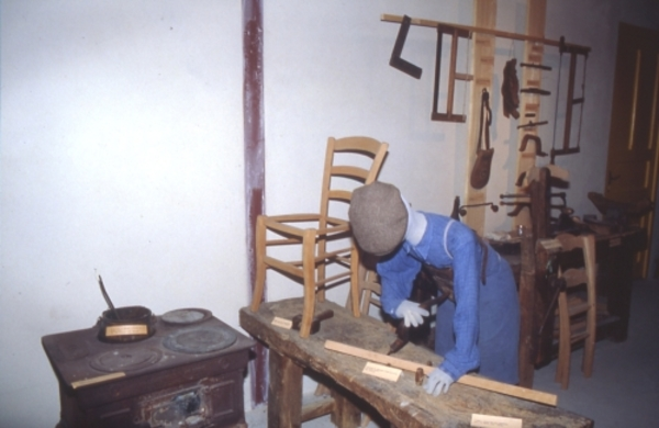 Journées du patrimoine 2017 - Musée des chaisiers et pailleuses