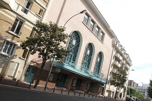 Palais des Congrès d'Issy-les-Moulineaux