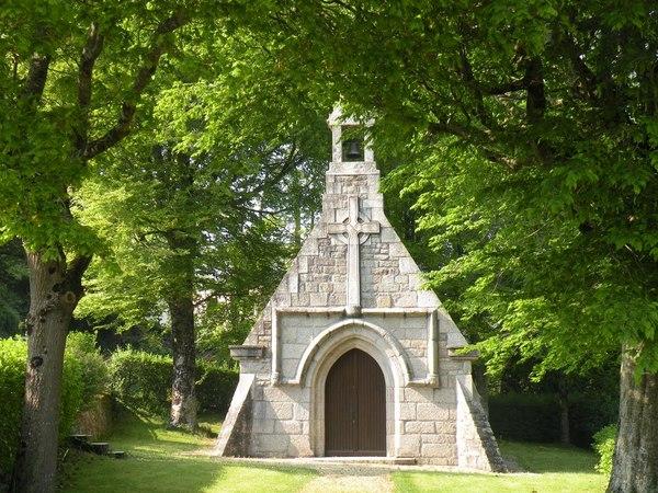 Journées du patrimoine 2017 - Visite de la chapelle Saint Egarec