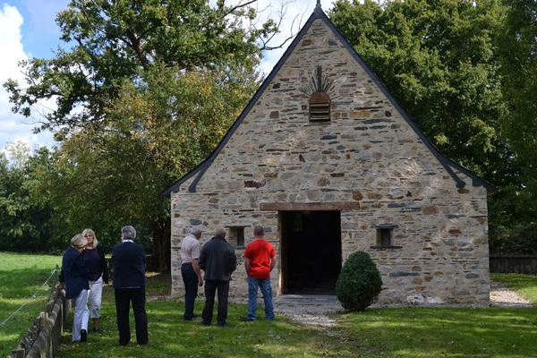 Journées du patrimoine 2018 - Chapelle du Trépas