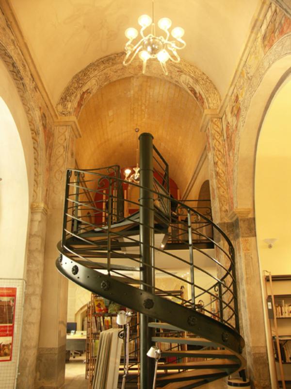Journées du patrimoine 2017 - Médiathèque Saint-Augustin