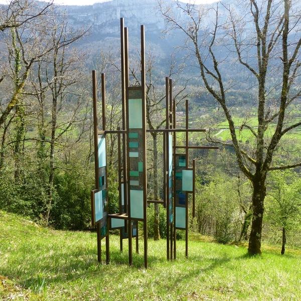 Rendez Vous aux Jardins 2018 -Parc-atelier des rochesmuses