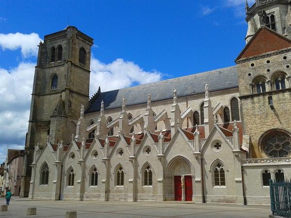Journées du patrimoine 2017 - Montées à la tour de l'Eglise Notre-Dame d'Auxonne