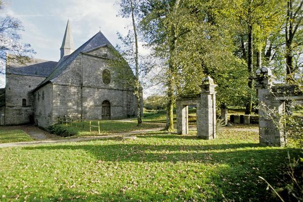 Journées du patrimoine 2017 - Exposition dans le potager de l'Abbaye du Relec : LE POTAGER - SAISON 1, ESPÈCE DE... COURGES !