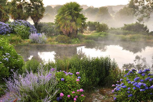 Journées du patrimoine 2017 - Visite libre et guidée du Parc Botanique de Haute Bretagne