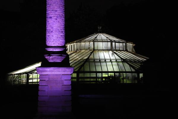 Nuit des musées 2019 -Jardin botanique de l'Université de Strasbourg