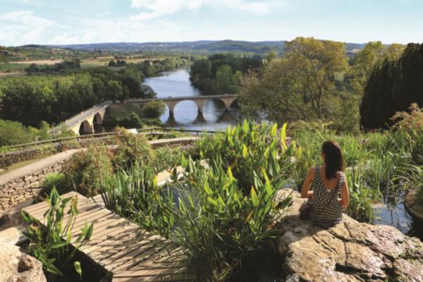 Crédits image : © Jardins panoramiques de Limeuil