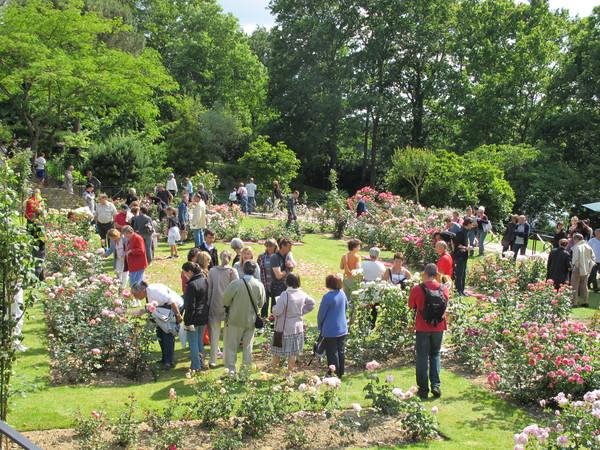 Rendez Vous aux Jardins 2018 -Parc floral de la Beaujoire