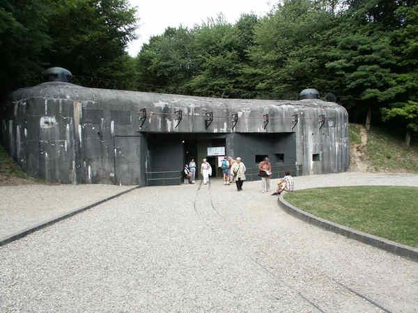 Crédits image : aalma - fort de schoenenbourg