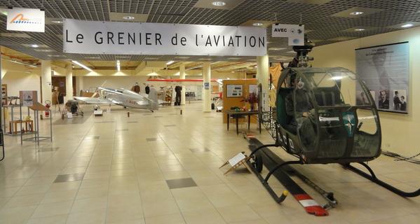 Journées du patrimoine 2017 - Le Grenier de l'Aviation rend hommage à Jacqueline Auriol