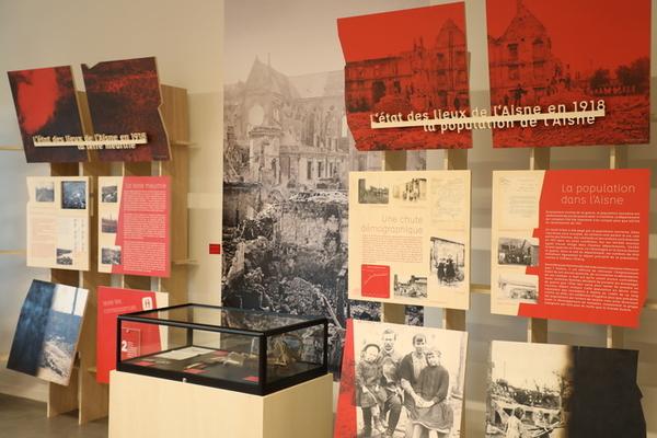Crédits image : Archives départementales de l'Aisne. Licence libre