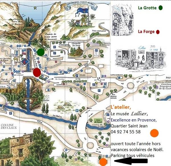 Journées du patrimoine 2017 - Visite guidée des ateliers de fabrication de faïence à Moustiers Ste Marie