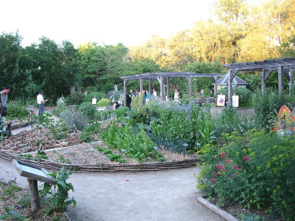 Rendez Vous aux Jardins 2018 -Jardin biologique de la maison de l'environnement