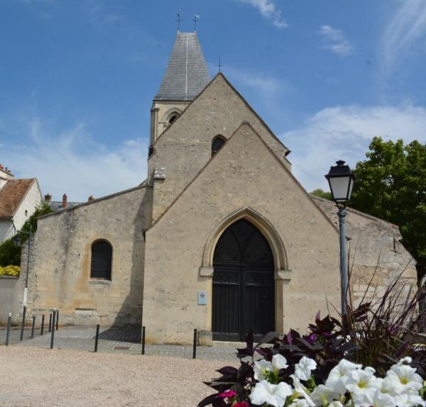 Journées du patrimoine 2019 - Visite historique de l'extérieur de l'église