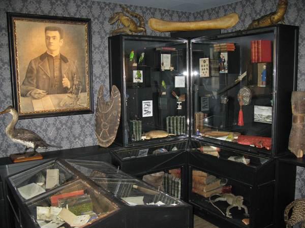 Journées du patrimoine 2020 - Visite guidée du musée bibliothèque et du fonds ancien
