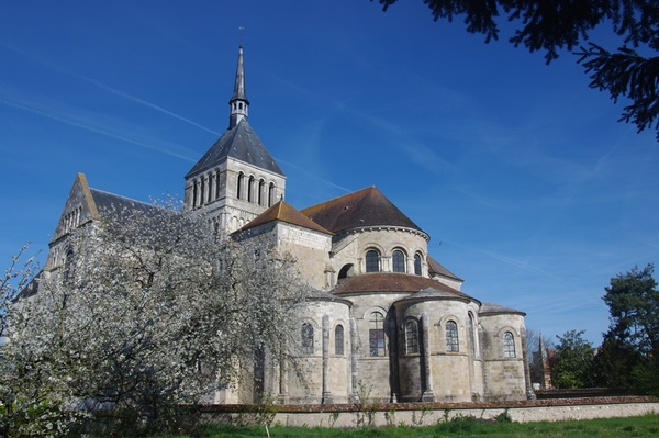 Crédits image : Abbaye de Fleury