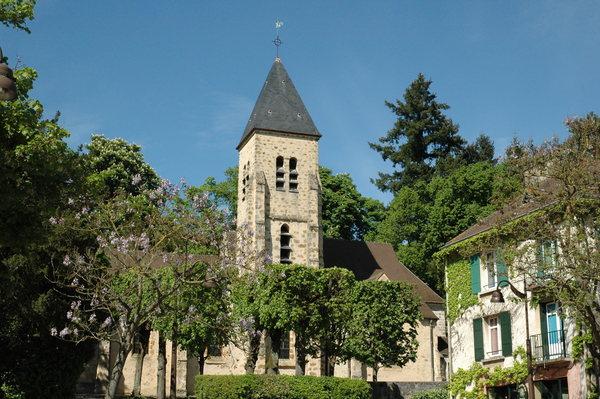 Journées du patrimoine 2018 - Visite libre de l'église Saint-Remi Saint-Jean-Baptiste