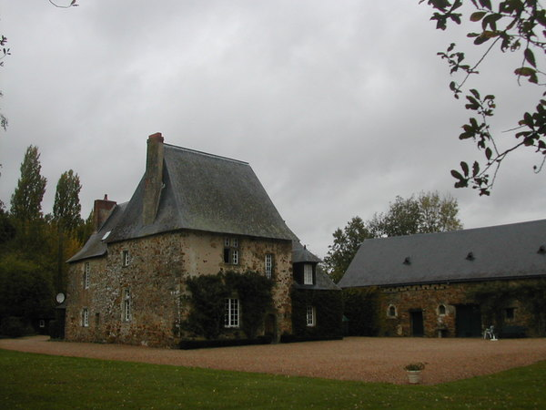 Journées du patrimoine 2018 - Manoir de la Petite Devansaye XV-XVI - XIX ème siècle