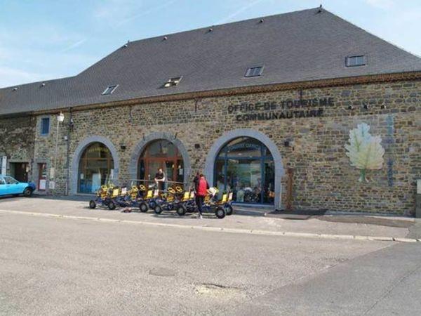 Crédits image : @ Val d'Ardenne Tourisme
