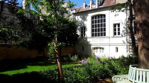 Journées du patrimoine 2017 - Regards sur une collection, Christine Angot invitée au musée Delacroix