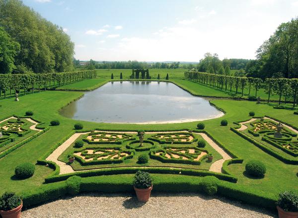 Rendez Vous aux Jardins 2018 -Parc du château de Vendeuvre