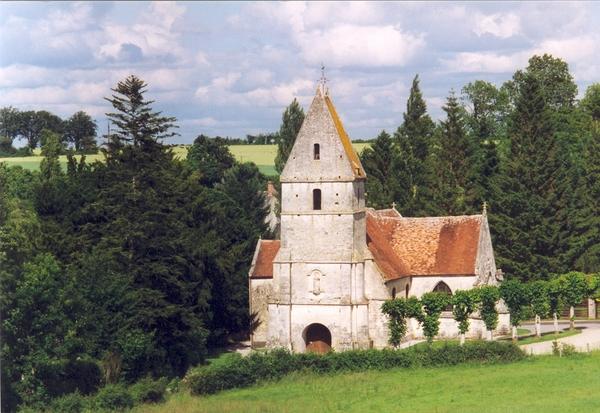 Crédits image : © Église Notre-Dame de la Nativité