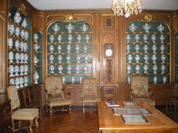 Journées du patrimoine 2017 - Visite guidée de l'apothicairerie de l'hopital de Salins-les-Bains