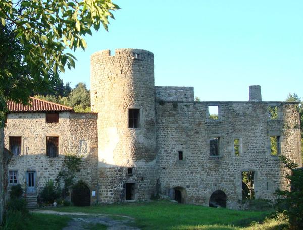 Crédits image : © Château du Rousset