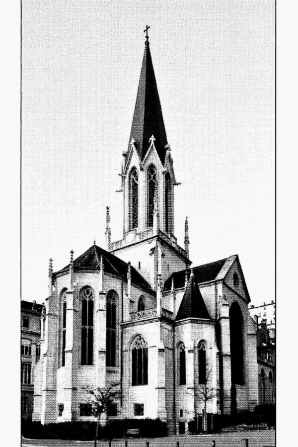 Journées du patrimoine 2017 - St-Georges, jeunesse d'un bâtiment et d'un lieu de culte