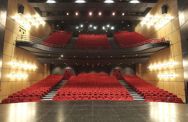 Journées du patrimoine 2017 - Visitez le théâtre de Villefranche !