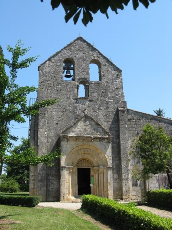 Journées du patrimoine 2018 - Visite libre de l'église à Sainte-Radegonde