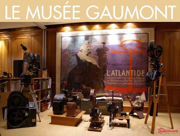 Journées du patrimoine 2018 - Visite guidée du Musée Gaumont