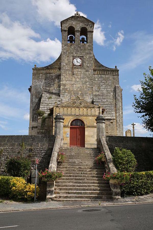 Crédits image : © église Saint-Caprais