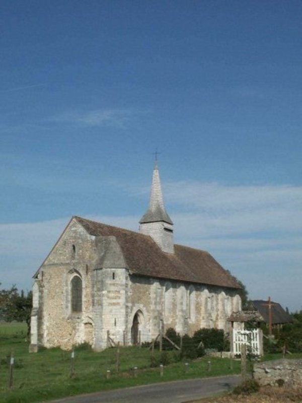 Crédits image : © Eglise Saint-Michel de Vitotel