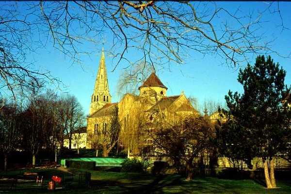 Journées du patrimoine 2020 - Visite libre de l'Église Saint-Denys-Sainte-Foy