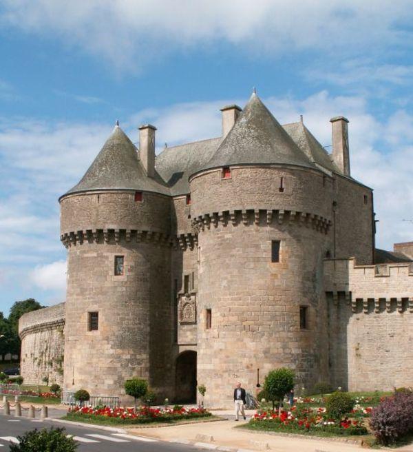 Journées du patrimoine 2017 - Découvrez les Remparts et l'exposition Cap sur Guérande