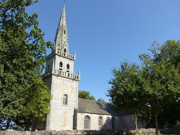 Journées du patrimoine 2020 - Visite de la Chapelle Sainte-Suzanne à Guerlédan