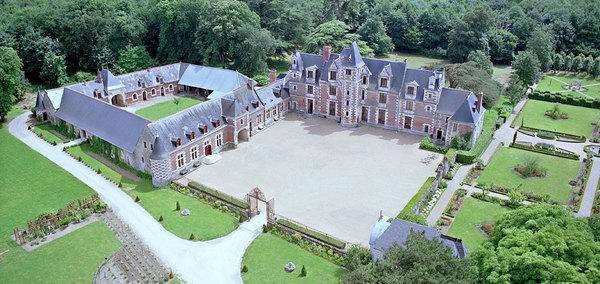 Crédits image : Château de Jallanges