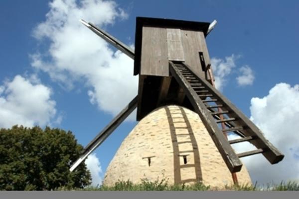 Journées du patrimoine 2017 - Moulin cavier de la guénaudière
