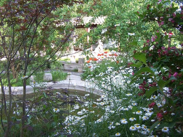 Rendez Vous aux Jardins 2018 -Jardin Yili