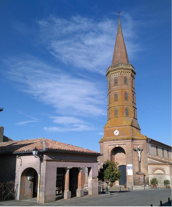 Crédits image : Office de Tourisme des Hauts Tolosans