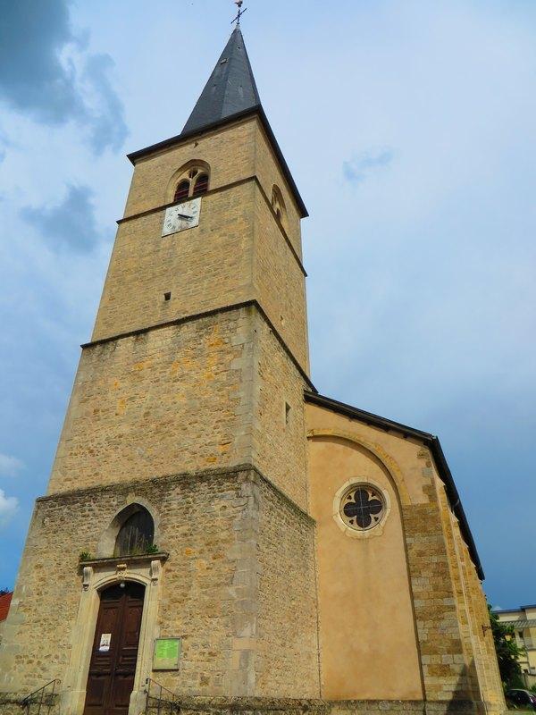 Crédits image : Lay-Saint-Christophe_Église_Saint-Christophe-(c) Aimelaime_wikimedia commons