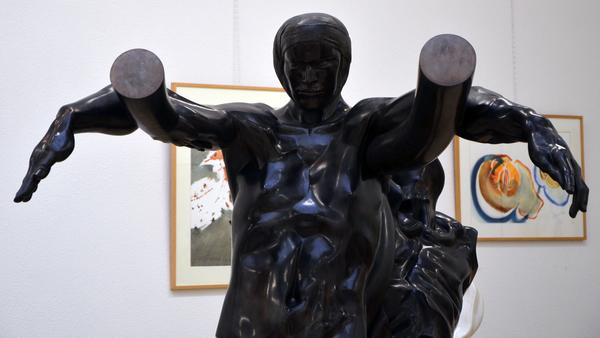 Nuit des musées 2018 -Centre culturel Ipoustéguy