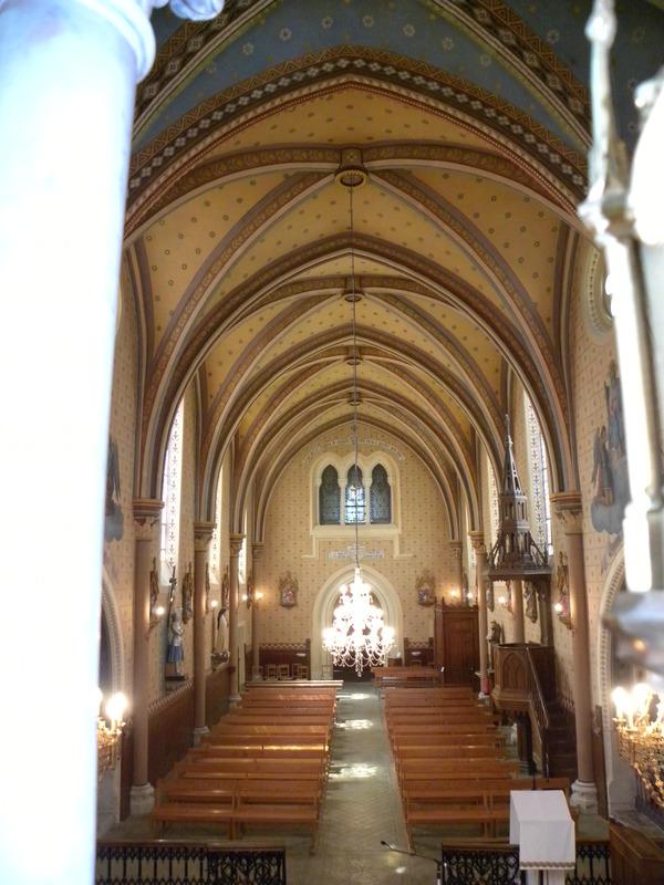 Journées du patrimoine 2017 - Visite guidée de l'église Saint-Jean-Baptiste