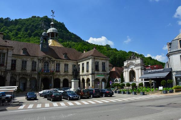 Journées du patrimoine 2019 - Hôtel de ville et prisons de Salins-les-Bains